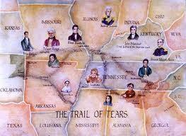 Learn about the Trail of Tears